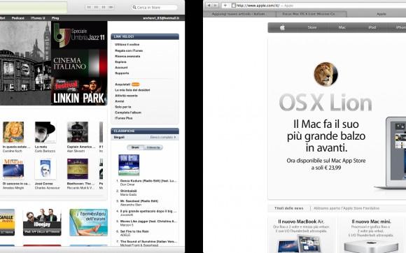 Schermata 07 2455764 alle 16.39.28 copia2 580x362 Mac OS X Lion Launchpad, Mission Control e Spaces: il Mac va a lezione dalliPad!