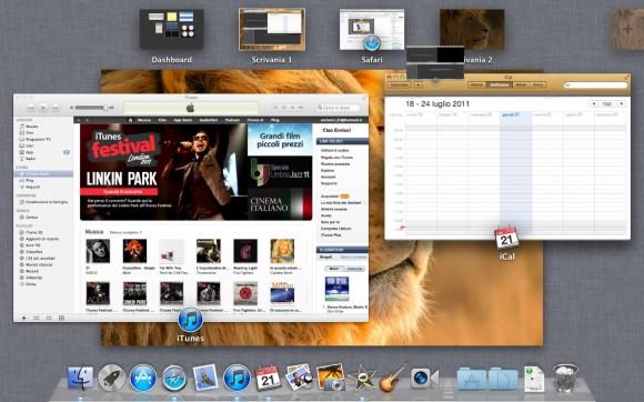 Schermata 07 2455764 alle 18.41.32 copia 580x362 Mac OS X Lion Launchpad, Mission Control e Spaces: il Mac va a lezione dalliPad!