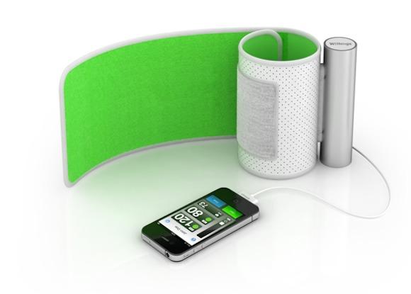 Withings LiPhone misura anche la pressione sanguigna con Withings