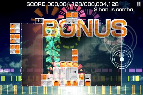 luminestouchfusion Lumines: un puzzle game ricco di suoni ed effetti