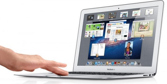 macbook air 2011 11 inch 13 inch 1 540x272 Schede grafiche inadeguate sui nuovi MacBook Air?
