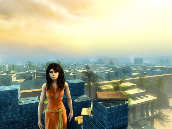 Queens destiny 580x435 Recensione del gioco per Mac Cleopatra: A Queens Destiny
