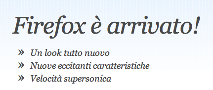 Schermata 08 2455787 alle 23.20.57 Firefox 6 disponibile al Download per Mac