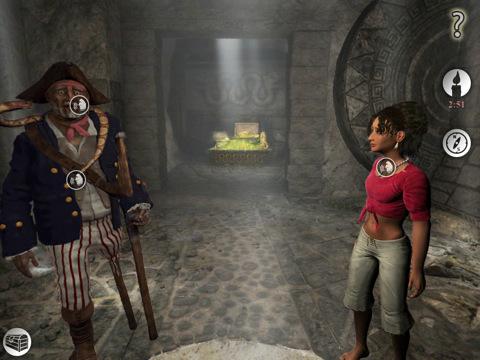 isola2 Recensione del gioco per iPad Destinazione: LIsola del Tesoro