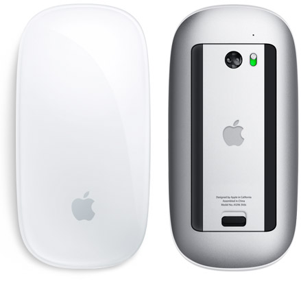 lasertracking 20091020 In arrivo un nuovo Magic Mouse da Apple?