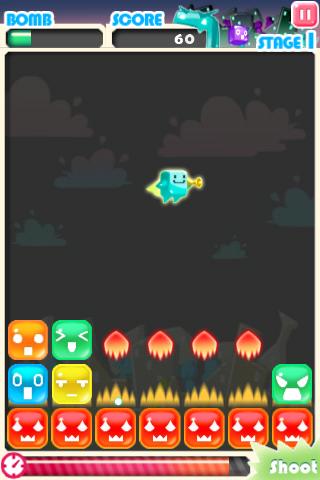 photo 412 Pudding Puzzle 2 : un simpatico e colorato puzzle game alternativo