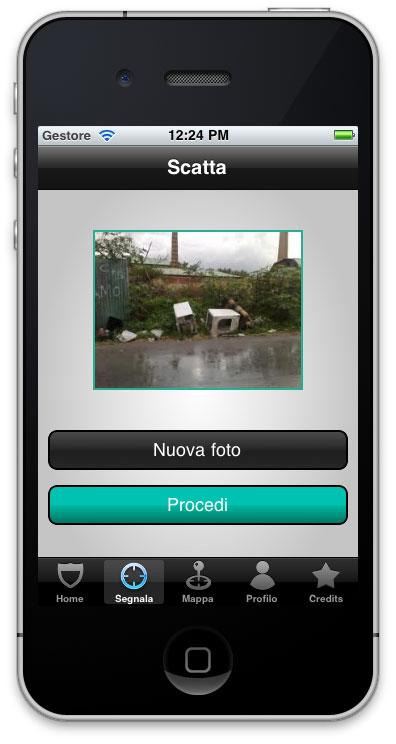 RAEEporter2 Un'applicazione iPhone per limitare l'inquinamento grazie alla partecipazione attiva dei cittadini