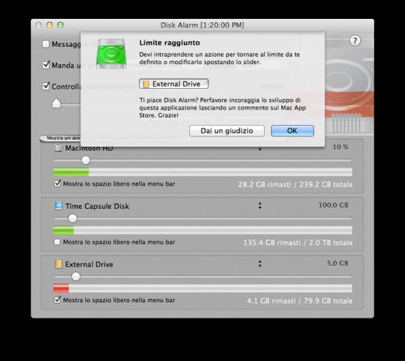 window it 580x517 Tieni sotto controllo lo spazio libero sui tuoi dischi con Disk Alarm
