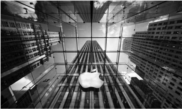Apple 580x350 Risultati di vendite del quarto trimestre Apple con 28,27 miliardi di dollari di fatturato