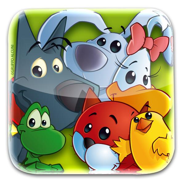 I cartoni animati della serie cuccioli su iphone ipod