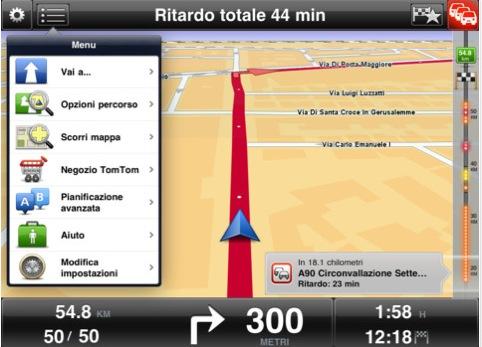 Schermata 10 2455856 alle 19.35.35 TomTom per iOS si aggiorna e viene ottimizzato per iPad