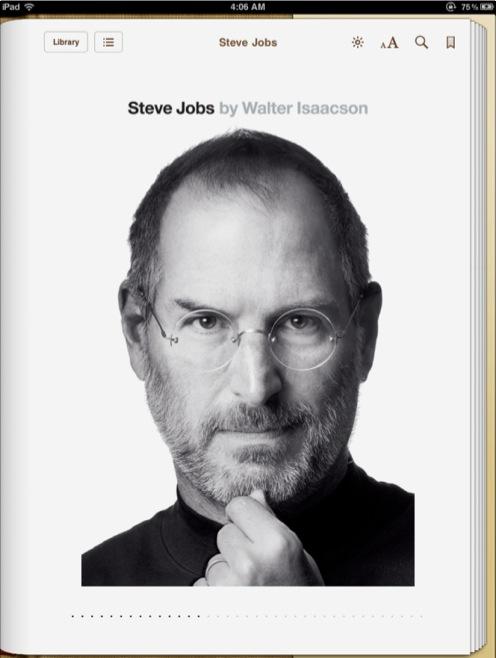 Schermata 10 2455858 alle 22.35.56 NelliBooks Store Italiano è disponibile al download il libro di Walter Isaacson su Steve Jobs