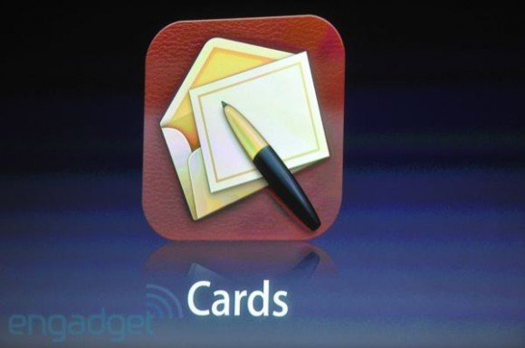 iphone5apple2011liveblogkeynote1242 580x385 Apple presenta due nuove applicazioni: Cards e Find My Friends
