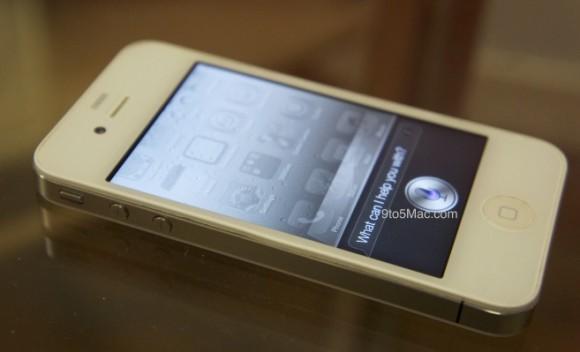 siri 580x352 Uno sviluppatore riesce a fare funzionare Siri su iPhone 4