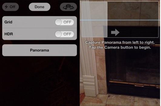 Schermata 11 2455874 alle 09.04.12 Lapplicazione Camera su iOS 5 nasconde la funzione Panorama