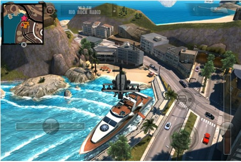 Schermata 11 2455876 alle 11.19.49 Il nuovo gioco di Gameloft Gangstar Rio City of Saints è disponibile in App Store