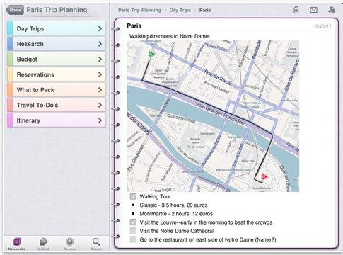 Schermata 12 2455910 alle 11.57.13 Microsoft rilascia OneNote e SkyDrive su App Store