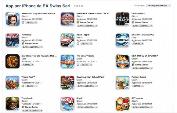 Schermata 12 2455916 alle 16.52.42 580x372 Electronic Arts sconta molti titoli per iOS a 0,79 €