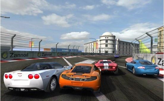 Schermata 12 2455918 alle 22.27.46 Disponibile su Mac App Store una nuova versione di Real Racing 2 ottimizzata per Mac OS X