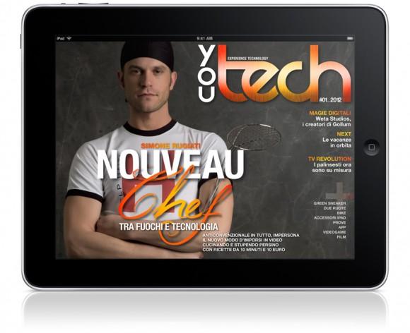 YouTech1 2012 580x472 Uscito You Tech di Gennaio, disponibile sullApp Store gratuitamente