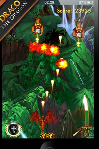 DracoScreenshot4 Salva il Mondo con Draco the Dragon!