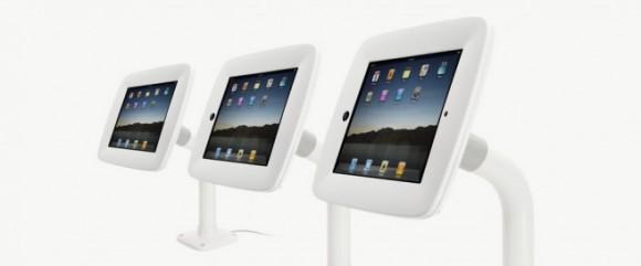 kiosk slide faceplates 580x241 CES 2012: Multi dock per iDevices, tastiera a raggi infrarossi, wireless HDMI e molto altro ancora