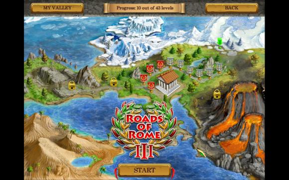 Schermata 02 2455964 alle 16.09.16 580x362 Recensione del gioco Roads of Rome 3 per Mac