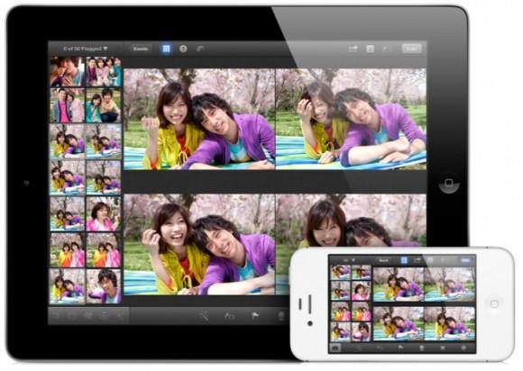 Immagine 03 2455995 alle 11.57.59 580x412 Disponibili su App Store le nuove versioni di iWork, iPhoto, iMovie e Garageband