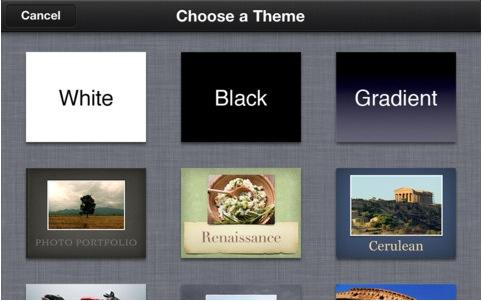 Immagine 03 2455995 alle 12.22.48 Disponibili su App Store le nuove versioni di iWork, iPhoto, iMovie e Garageband