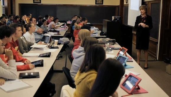 iPad in education classroom iPad e il suo utilizzo. La parola dei Lettori.
