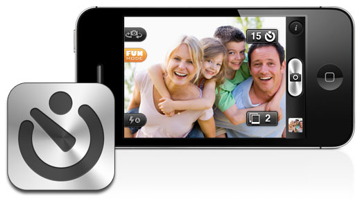 selftimer Disponibile la versione 3.0 di Autoscatto per iPhone