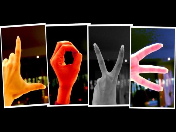 Sign Language 580x435 E SIRI imparò gesti e movimenti... arriverà anche a riconoscere il linguaggio dei segni?