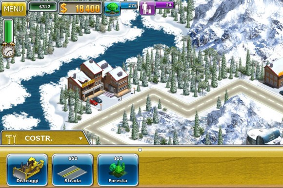 Virtual City 2 a 580x386 Diamo uno sguardo al gioco per iOS Virtual City 2: Paradise Resort