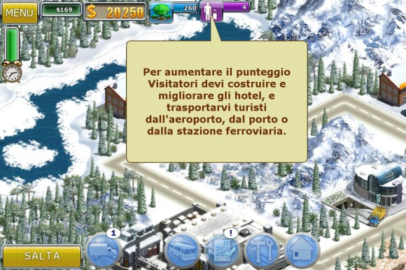 Virtual City 2 d 580x386 Diamo uno sguardo al gioco per iOS Virtual City 2: Paradise Resort