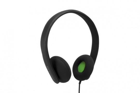 blackgreen03 580x385 Nuova Musica con le nuove cuffie di Incase