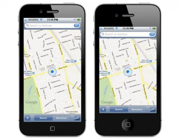 iphone dislpay 580x449 iPhone di prossima generazione in fase di test, display da 3.9 pollici e risoluzione da 1136x640