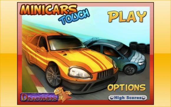 minicars touch 580x362 Gratis Mac: Shufflepuck, Minicars, SCOtutor, zPerf...