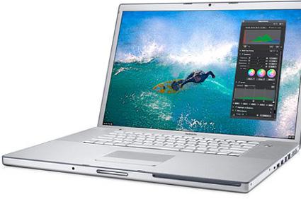 """Il primo MacBook Pro 17"""""""