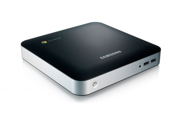 ChromeBox 2 580x362 Samsung ChromeBox: Design familiare ai macmaniaci?
