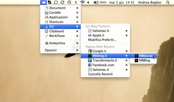 Siti 580x341 Recensione: Speedy 4.0 per Mac