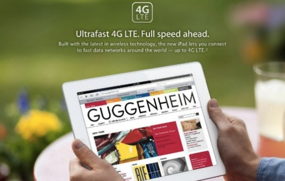 apple 4g multa 580x368 Notizie in breve: nuovo iPhone concept, migliaia di iPad in aeroporto, Apple multata per il 4G