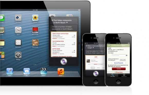 siri gallery restaurants 580x369 Nuovo iOS 6: funzionalità e disponibilità