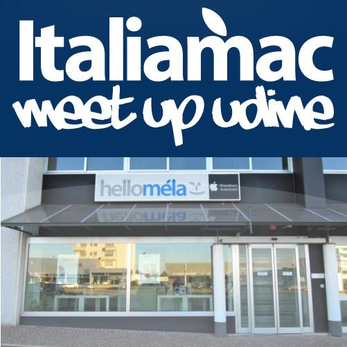 meetupudine Italiamac Meetup: Il raduno degli utenti Apple friulani venerdì 13 luglio a Udine con dimostrazione MBP Retina