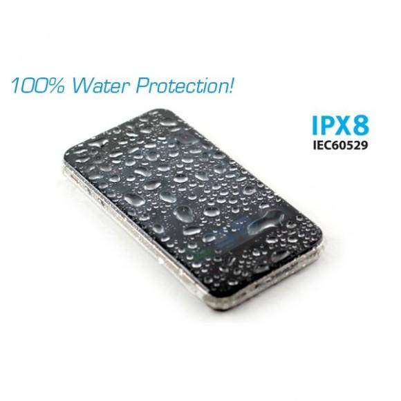 waterproof skin phonedome per iphone 4 4s 580x580 iPhone e iPad a prova di acqua con AnycastSolutions e il segreto cè ma non si vede!