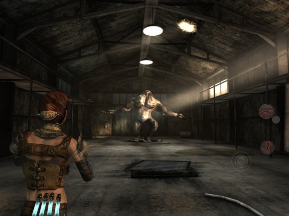 IMG 0932 580x435 Teaser e screen shots in anteprima di Project: Holy Shield, gioco iOS  in uscita questinverno