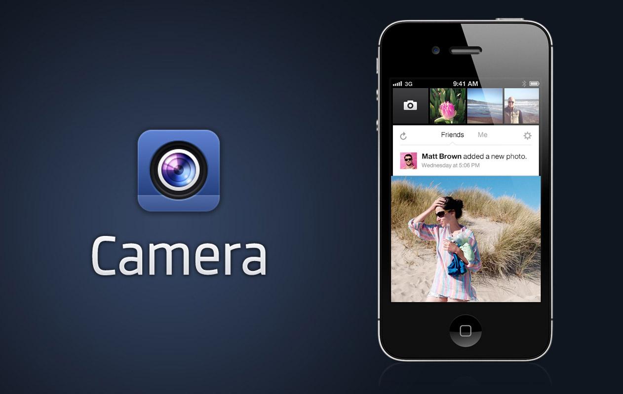 facebook camera4 Disponibile anche in Italia lapplicazione Fotocamera di Facebook
