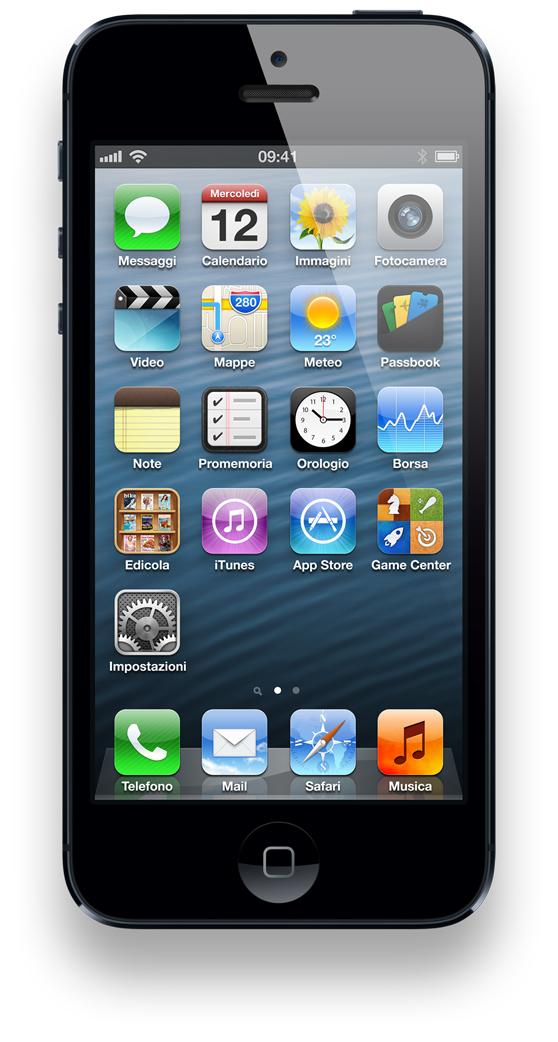 iphone5apple Il nuovo iPhone 5 è meglio di tutti gli iPhone precedenti, parola di Wired