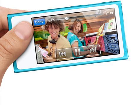 overview video Apple ha presentato il nuovo iPod nano