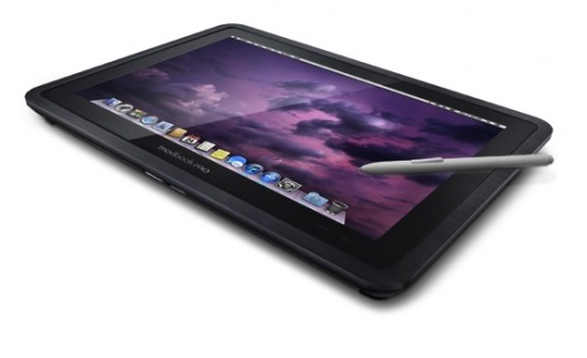 image1 530x323 ModBook Pro: il MacBook si trasforma in tablet