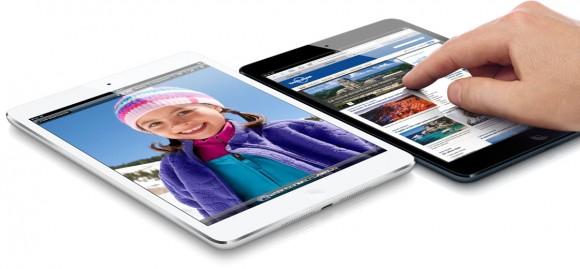 ipad mini 01 580x269 Il nuovo Apple iPad mini è realtà, ecco il piccolo tablet della mela